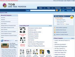China Trade Promotion (TDB)